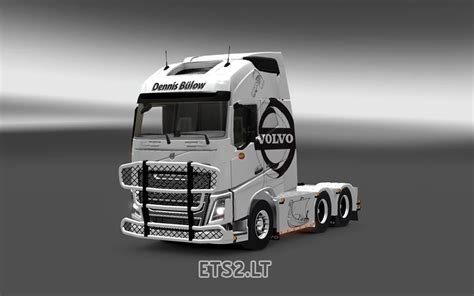 volvo trucks holland volvo fh16 2012 danish holland style v 2 0 ets 2 mods