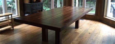 comptoir bois massif table comptoir bloc de boucher et il 244 t en bois massif