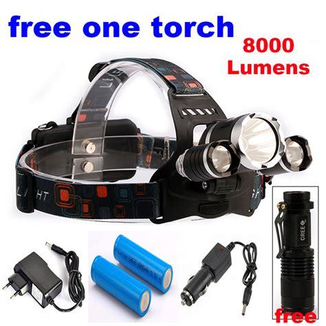 8000 lumen headl cree led headl 8000 lumens l t6 3 led headlight