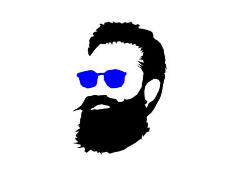 the gallery for gt beard logo beard silhouette png www pixshark com images galleries