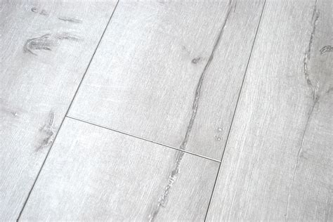 White Oak Laminate Flooring 12mm V Groove White Oak Laminate Flooring
