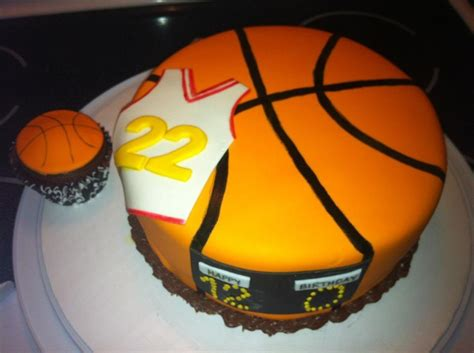 ps4 themes basketball basketball birthday cake cakecentral com