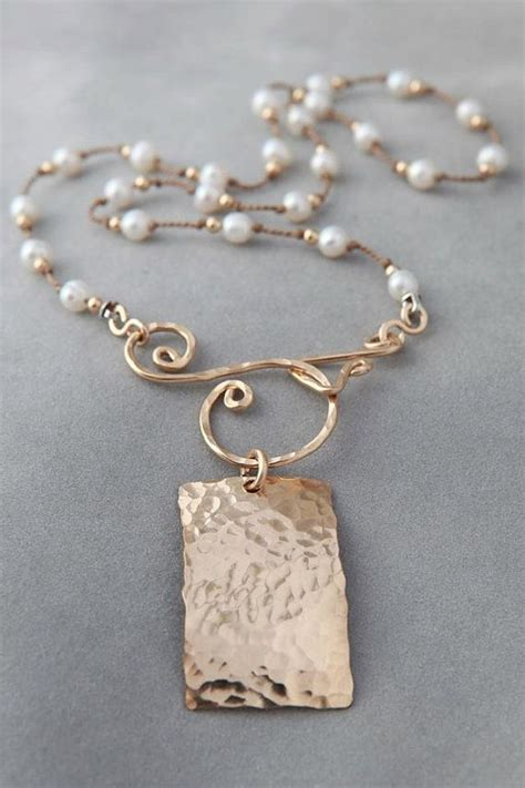 Handcrafted Necklaces - 25 best ideas about handcrafted jewelry on