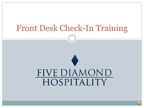 onq pms system for front desk hotel front desk check in training youtube