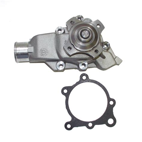 jeep water crown automotive 5012366ab water pump for 00 06 jeep