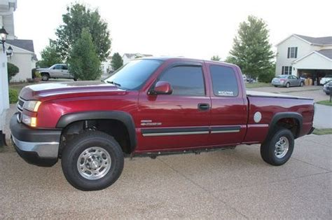 how to sell used cars 2006 chevrolet silverado 3500 engine control purchase used 2006 chevrolet 2500 hd silverado lbz duramax extended cab short bed 4x4 in