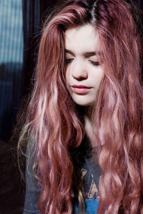 sky ferreira s pastel hair hair colors ideas 17 best ideas about pale pink hair on pinterest pastel