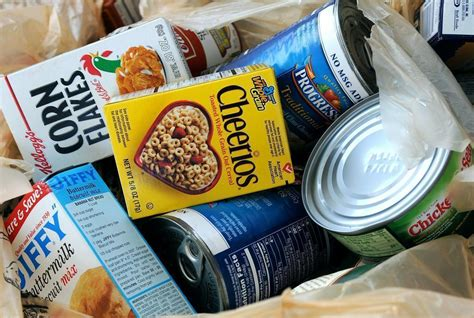 Orlando Food Pantry by Low Income Seminole County Residents Get New Food Pantry