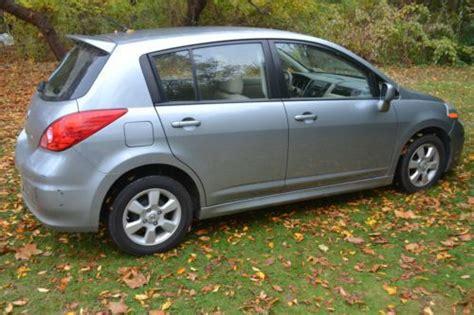 2012 nissan versa hatchback gas mileage sell used nissan versa 4 cylinder mpg hatchback in