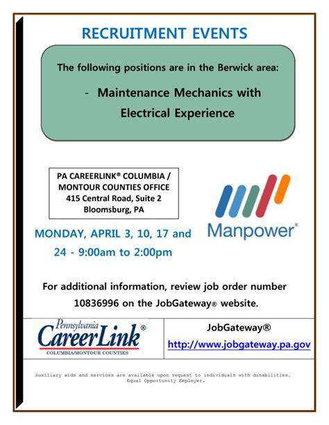 jobgateway pa register new job jobgateway jobs in pa newhairstylesformen2014 com