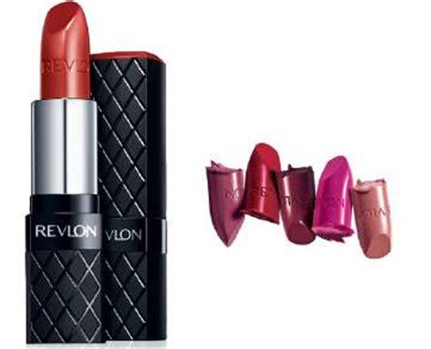 Lipstik Revlon Di Counter revlon luncurkan lipstik sekali pulas
