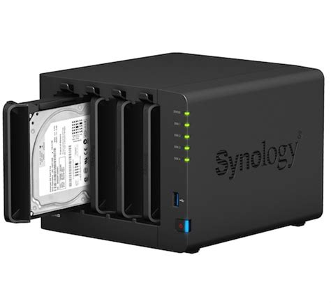 synology ds918 nas this bad boy rocks