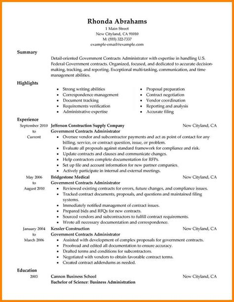 Resume Summary Exle Cashier 4 Army Resume Template Cashier Resumes
