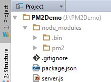 node js pm2 tutorial pm2 process manager for nodejs in windows tutorial savvy