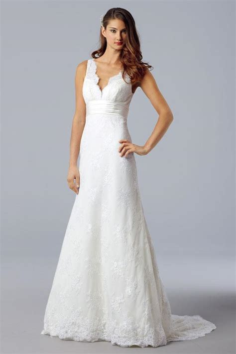 einfache brautkleider casual strapless wedding dresses ideal