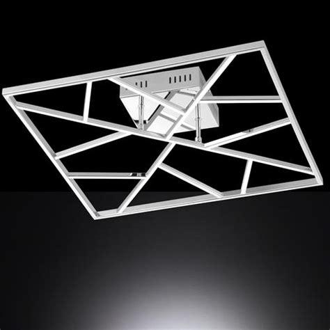 fox led lights fox led semi flush ceiling light 9578 01 64 6000 the