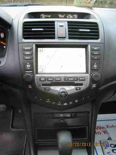 auto air conditioning repair 2007 honda accord navigation system buy used 2007 honda accord coupe ex l navigation leather 2 door 3 0l v6 low reserve in warrenton