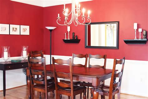 great traditional dining room with teak wood dining