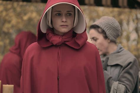 The Tale the handmaid s tale bledel says ofglen is capable