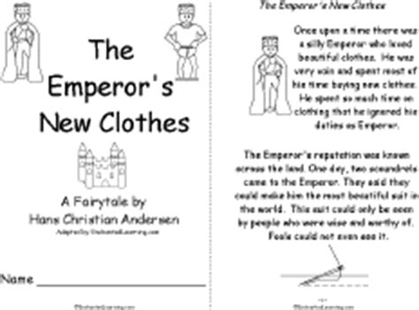 printable version of the emperor s new clothes the emperor s new clothes a printable book