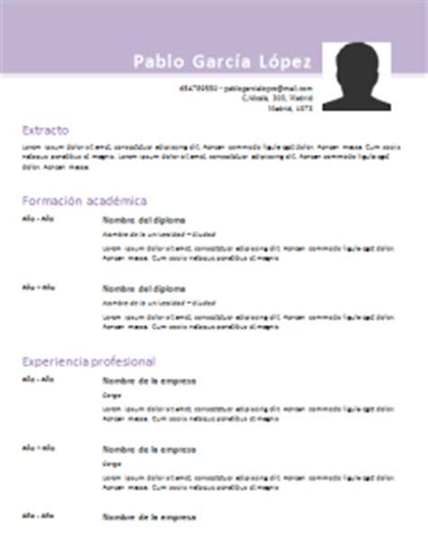 Plantilla De Curriculum Vitae Cronologico Inverso Modelo De Curriculum Vitae Inverso Modelo De Curriculum Vitae