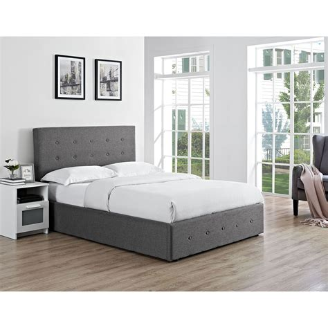 Fabric Storage Bed by Chanel Fabric Storage Bed Next Day Delivery Chanel