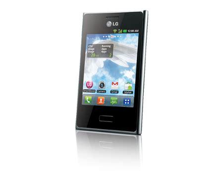 lg l3 optimus l3 lg e400 smartphone android lg smartphone