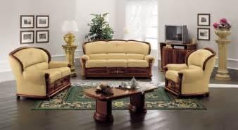 Italian Leather Sofa Sets Klassica Classic Italian Leather Sofa Set