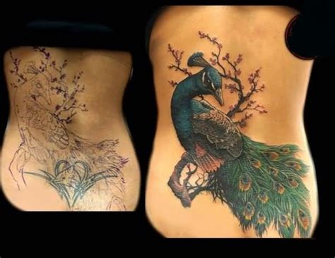 lower back coverup tattoos cover up ideas and cover up designs page 2