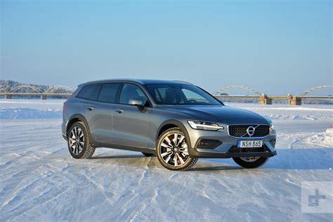 Volvo Wagon 2020 by 2020 Volvo V60 Cross Country Drive The Do It All