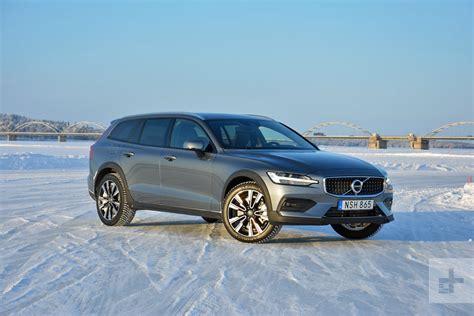 2020 Volvo V60 Wagon by 2020 Volvo V60 Cross Country Drive The Do It All