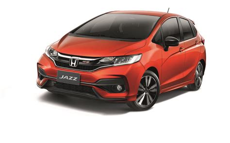 New Honda Jazz Rs 2017 new 2017 honda jazz facelift launched in thailand auto