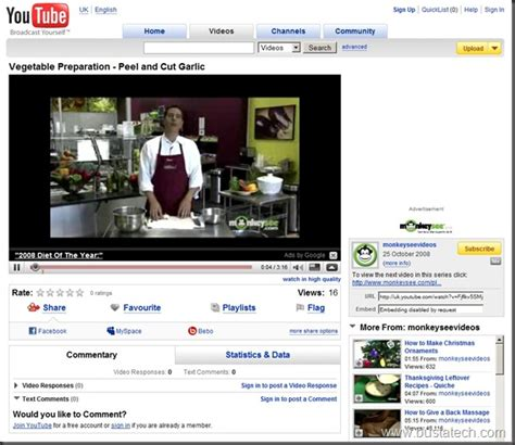 old youtube layout website image gallery old youtube layout