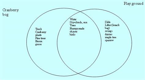 complete the venn diagram eco tours part two comparisons venn diagram