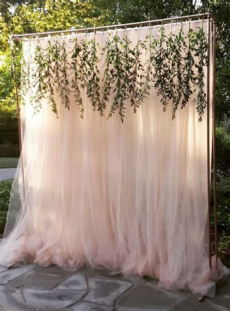 diy garden wedding ideas best 25 wedding backdrops ideas on weddings