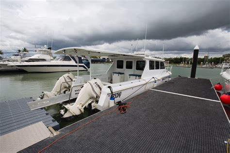 offshore power boats townsville cougar cat 35 power boats boats online for sale