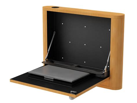 Laptop Shelf Wall Mount by Wall Mounted Lockable Laptop Workstation Afcindustries