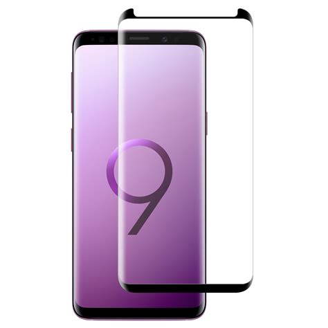 Samsung S9 Limited Cover Anti Gores Screen Protector tech armor announces friendly 3d curved ballistic glass screen protector for new samsung