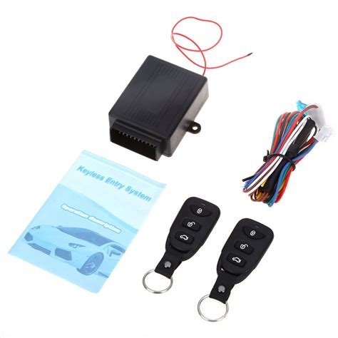 Alarm Central Lock Xenia universal alarm systems car remote central kit door lock