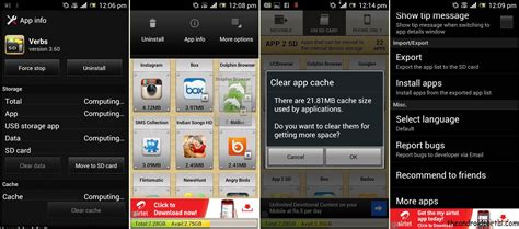 android system memory app 2 sd move apps to sd card on any android
