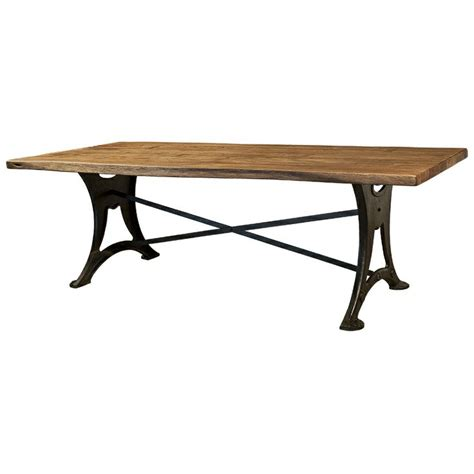 organic forge dining table 62 best dining tables images on dining room