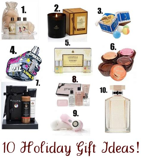 Cosmetology Decorations by 10 Last Minute Holiday Beauty Gift Ideas