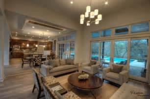 Living Room Dining Room Same Room интерьер гостиной в загородном доме 25 лучших идей