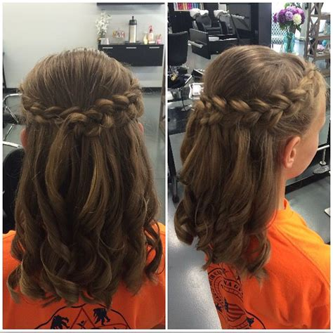 how to do fancy hairstyles for kids best 25 kids wedding hairstyles ideas on pinterest