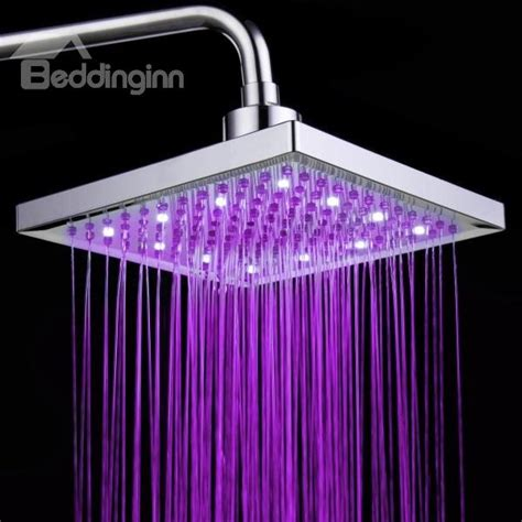 Changing Color Shower by Creative Colorful Led Changing Color Shower Faucet