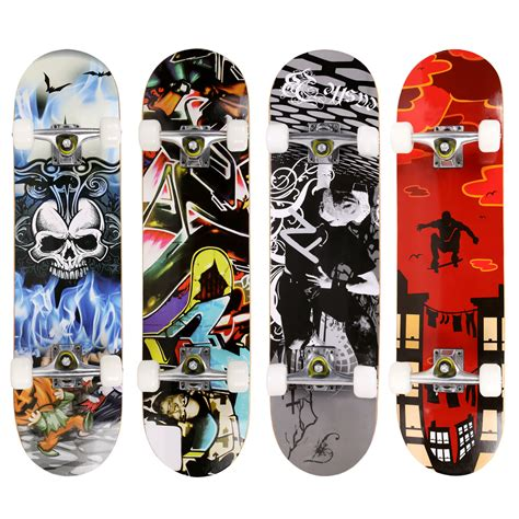 skateboard tavole pro skateboard complete deck wood skate board outdoor