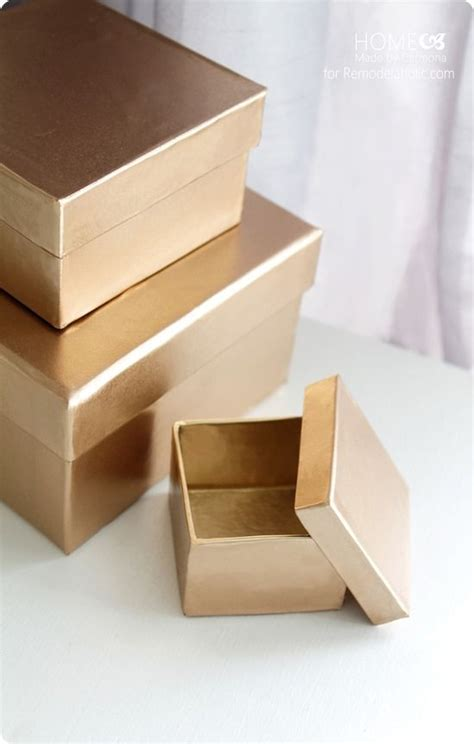 how to make decorative cardboard boxes best 20 cardboard box storage ideas on pinterest diy