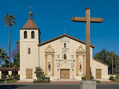 The Missions santa clara de as 237 s california mission guide