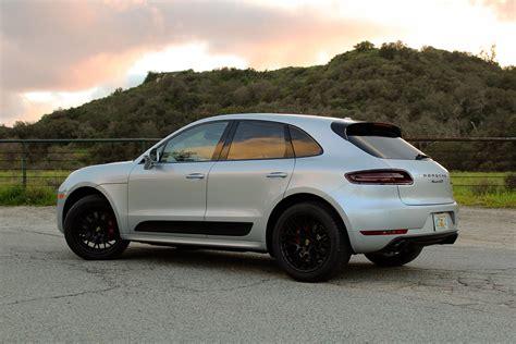 macan porsche gts 2017 porsche macan gts one week review automobile magazine