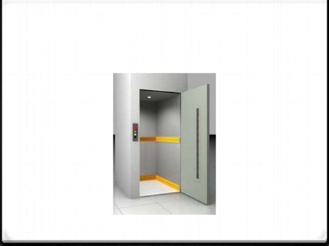 Lift Penumpang Gedung utilitas 2 lift dan elevator